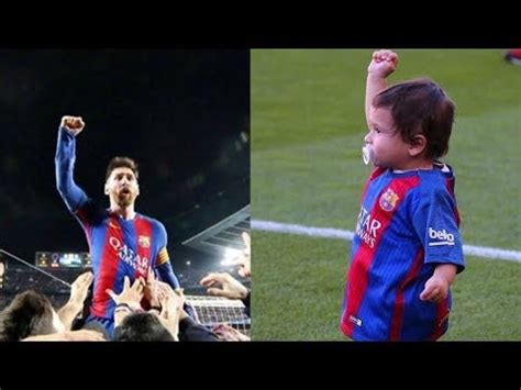 Mateo Messi Next Generation - YouTube