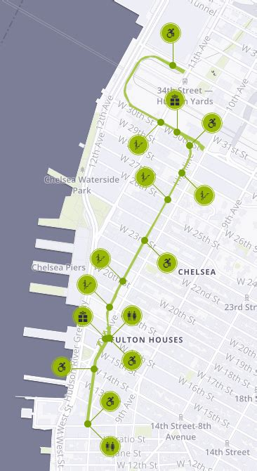 Whitney to High Line to Chelsea Market: A newer New York