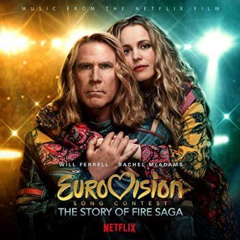 """""""Eurovision Song Contest& The Story Of Fire Saga"""" von"""