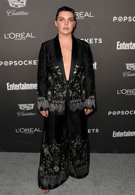 CAMREN BICONDOVA at Entertainment Weekly Pre-sag Party in