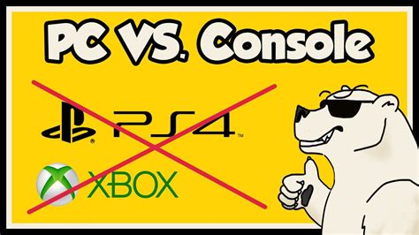 Console Peasant Makes Bad Arguments - YouTube