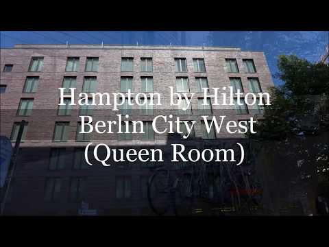 Hotels in Berlin City- Hampton Berlin City West