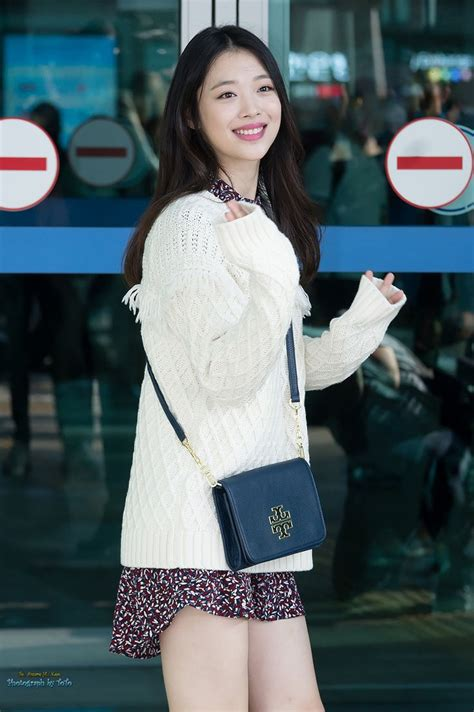 Vogue Magazine Suggests Sulli Is The Cutest Girl In The