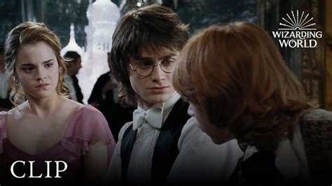 The end of the Yule Ball | Harry Potter and the Goblet of