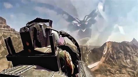 F-15 Maneuvers Through Canyons • Cockpit View - YouTube