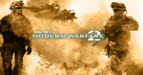 It Appears That A Call of Duty: Modern Warfare 2 Remaster