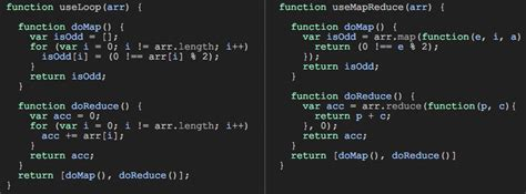 From Map/Reduce to JavaScript Functional Programming