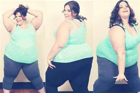 """Whitney Thore from """"Fat Girl Dancing†on YouTube Gets a"""