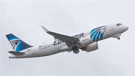Egyptair takes delivery of its first A320neo
