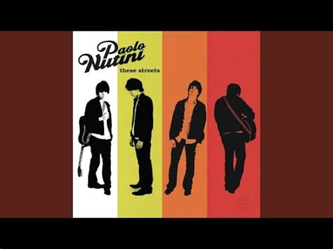 Paolo Nutini - These Streets - Acoustic | Doovi