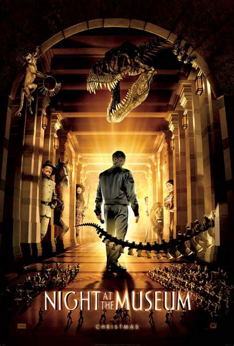 Night at the Museum Movie Poster (#1 of 2) - IMP Awards