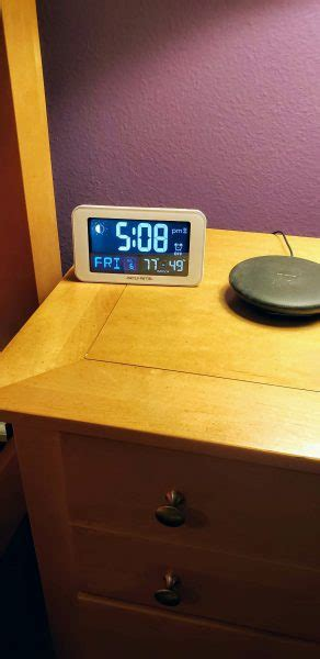 iLive – Voice Activated Clock with Amazon Alexa Review