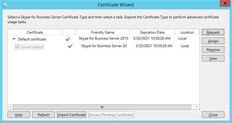 Terence Luk: Skype for Business client displays the