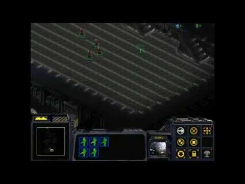 Starcraft Retribution Mission Briefings - YouTube