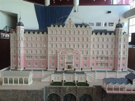 Pictures From The Grand Budapest Hotel | Know It All Joe