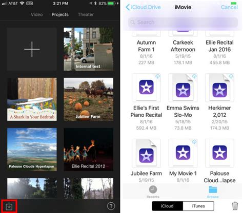 How to free up iPhone storage space by cleaning out iMovie