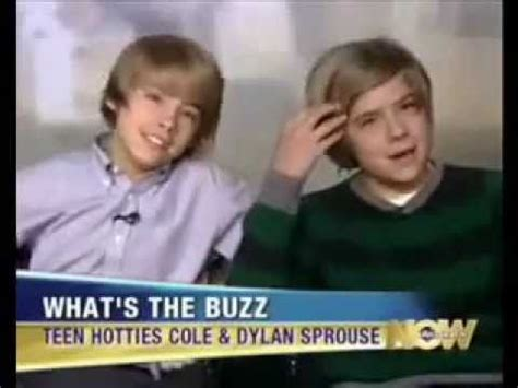 Cole & Dylan Sprouse's Hairflip - YouTube
