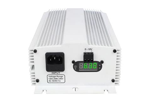 Ceramic Metal Halide (CMH) Digital Ballast Kit 630W DE