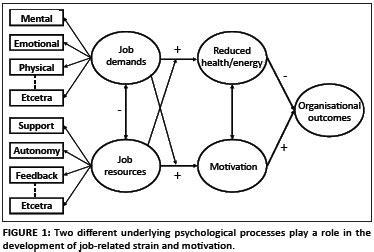 The Job Demands-Resources model: challenges for future