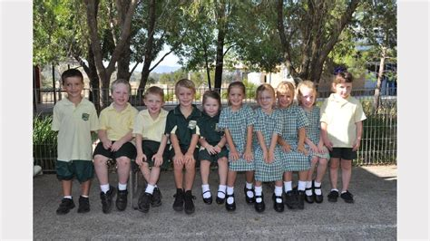 New kinders and school leaders | Dungog Chronicle