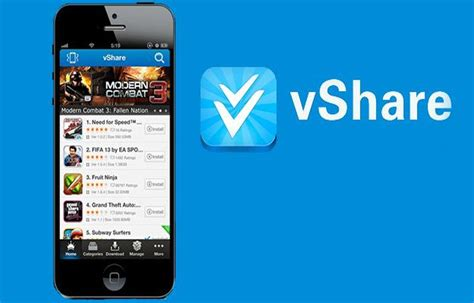 An Easy Way To Download and Install vShare On iOS Devices