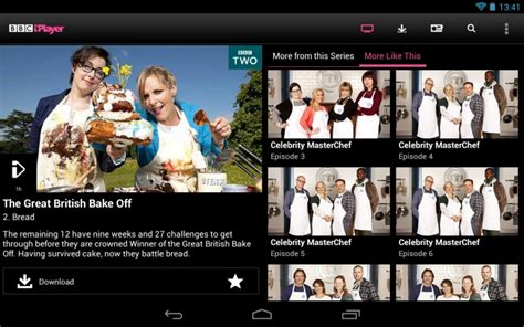 BBC iPlayer downloads now on ALL Android phones and