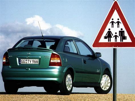 2002 Opel Astra Eco Pictures, Photos, Wallpapers