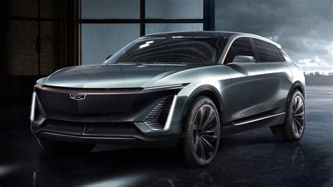 This is Cadillac's first fully electric car   Top Gear
