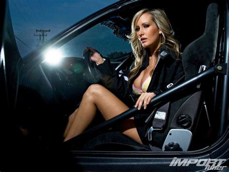 The Most Beautiful Women Of Motorsports - Page 10 of 26