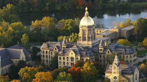 University of Notre Dame - College Application Cases