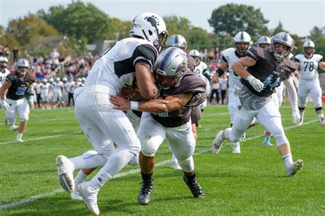 Football emerges victorious in one-possession game against