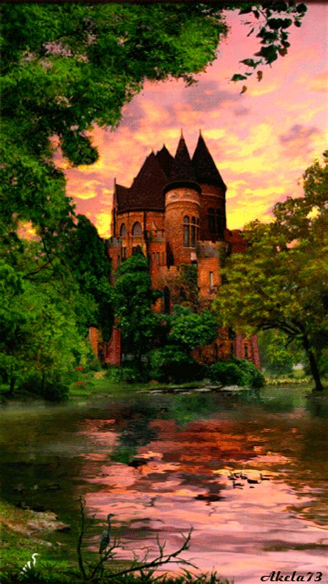 [49+] Free Castle Screensavers and Wallpaper on