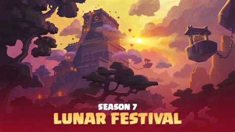 Clash Royale Season 7 launches with its Lunar Festival event