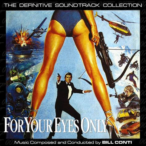 For Your Eyes Only - James Bond Movies