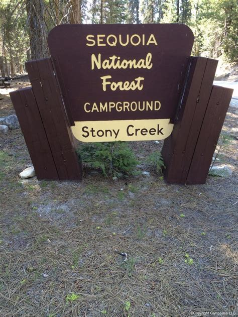 Stony Creek Campground / Sequoia NP, Three Rivers, California