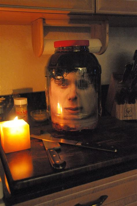 Head in a Jar | jonathansabin